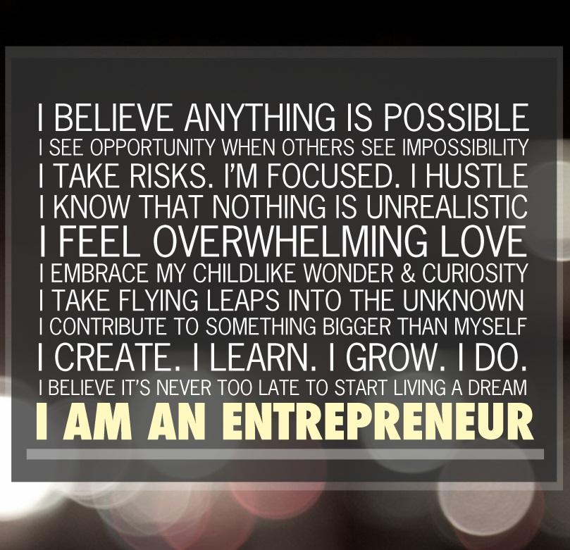My manifesto recipe for social entrepreneurs - Entrepreneur wallpaper ...